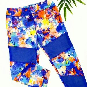 💎NEW Adidas Multi-colored Workout Pant